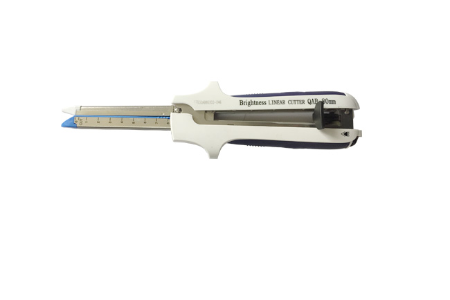 Disposable Linear Cutter (Scalpel on the Cartridge)